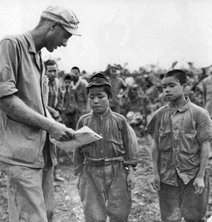 沖縄の少年兵