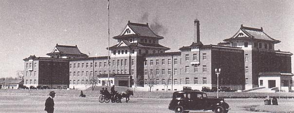 Kwantung_Army_Headquarters 関東軍