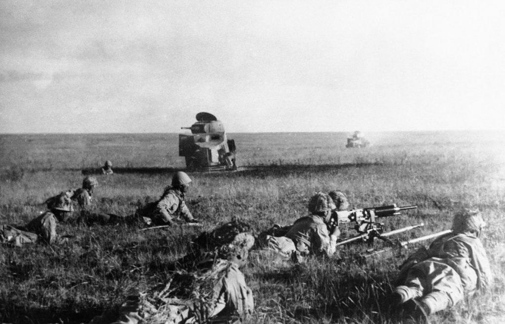 ソ連の満州侵攻(上)―参戦準備と戦闘開始まで – 太平洋戦争 ...