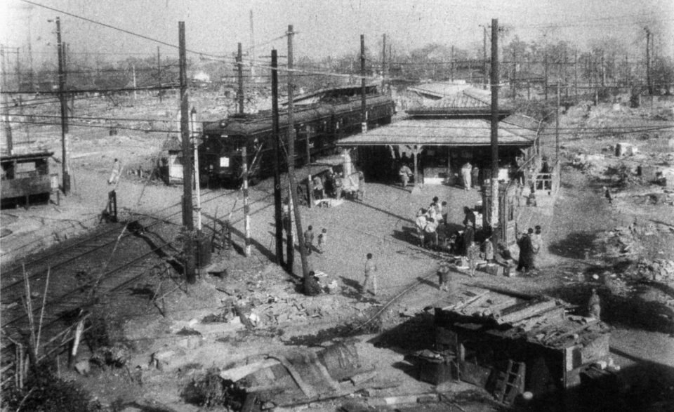 本土空襲(1944年6月-1945年8月...