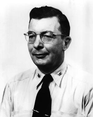 アメリカ太平洋艦隊情報主任参謀 エドウィン・トーマス・レイトン