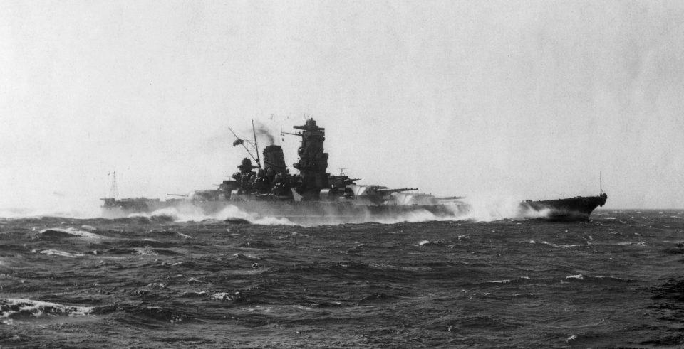戦艦大和―日本海軍の栄光と悲劇の象徴― – 太平洋戦争とは何 ...