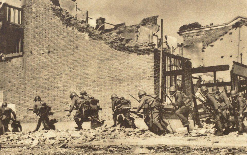 日中戦争への道(3)-泥沼の死...