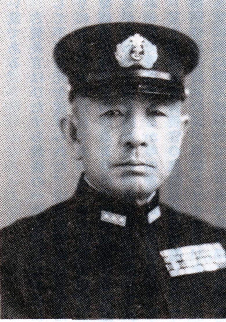 古賀峯一海軍大将