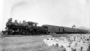 満鉄の汽車