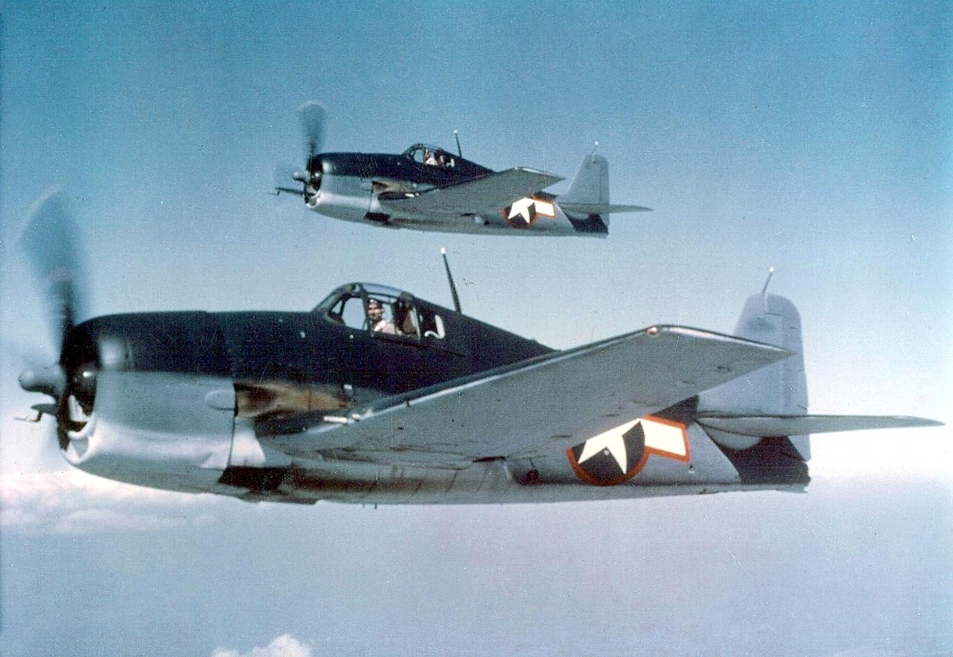 F6F ワイルドキャット