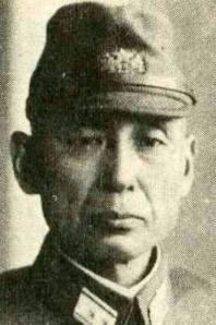 近衛第一師団長 森 赳 中将